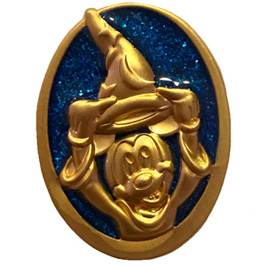 D23 Expo • Japan 2013 - Mickey Mouse as The Sorcerer's Apprentice pin