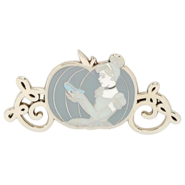 Cinderella - Loungefly Disney Princesses Grayscale Moments Mystery Box引脚