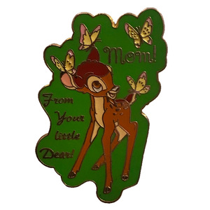 WDW - Mother's Day - Bambi - From Your Little Dear pin