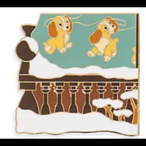 Puppies Holiday Countdown Calendar pin