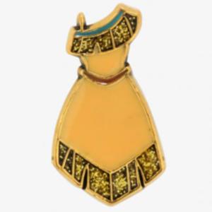 Pocahonta's dress Boxlunch pin