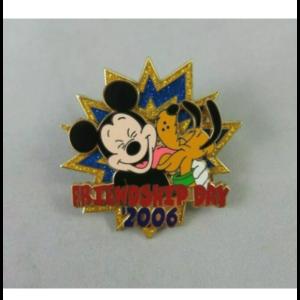 Friendship Day 2006 pin