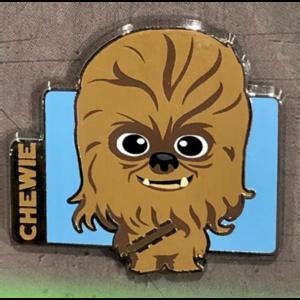 Chewie cutie pin