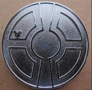 CommuniCore - Hidden Mickey EPCOT Logos (Chaser) pin