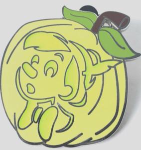 Pinocchio Mystery Halloween 2019 pin