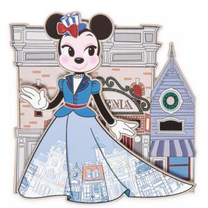Minnie Mouse Main Street U.S.A. pin