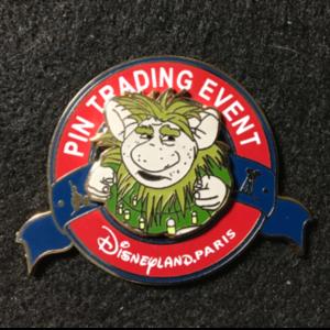 DLP Pin Trading Event Pabbie pin