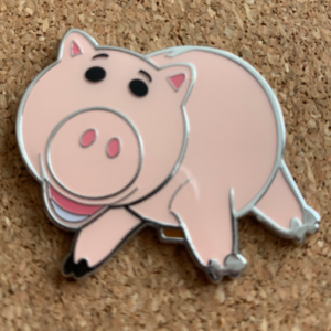 Hamm from Toy Story pin