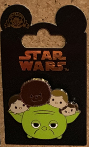 Star Wars Tsum-Tsum  pin