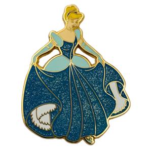 Cinderella - Princess Glitter Dresses pin