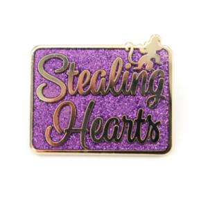 Stealing Hearts  pin
