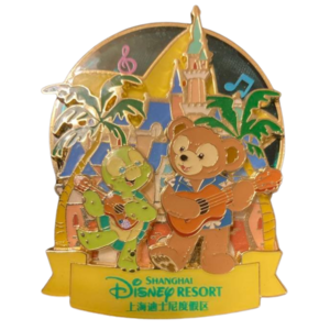 Welcome Olu Mel - Shanghai Disneyland pin