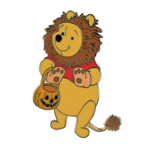 Pooh dressed as a lion - Our Universe pin