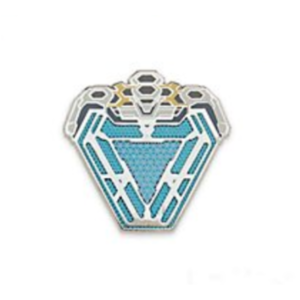 Iron Man's RT pin