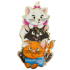 Aristocats Siblings Artland pin