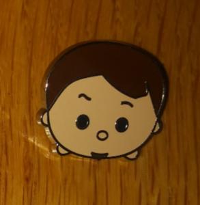 Flynn/Eugene Tsum Tsum Pin pin