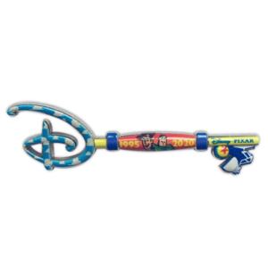Disney Store Toy Story 25th Key pin