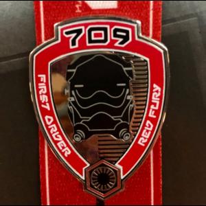 TIE fighter helmet 709 pin