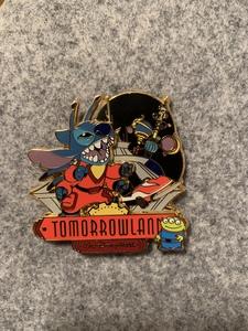 WDW - Stitch Tomorrowland  pin