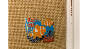 Best dad in the reef pin