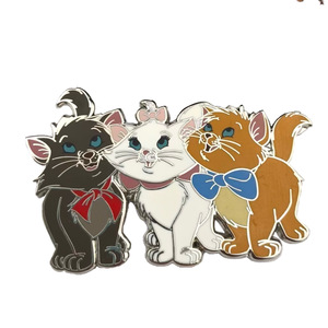 Aristokittens all lined up pin