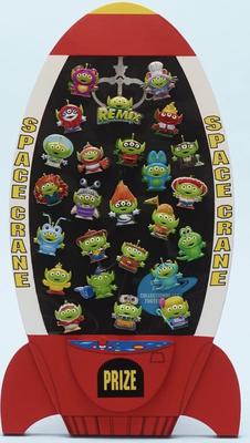 ShopDisneyUK are releasing Alien Remix pins to celebrate Pixar Fest