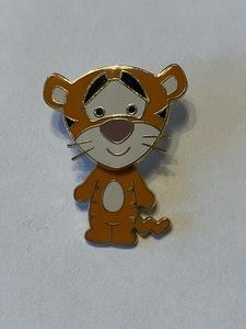 Bobble Headed - Tigger pin