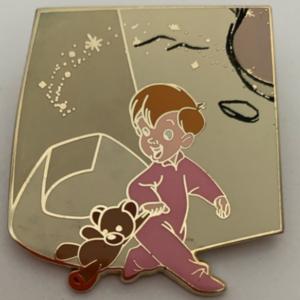 Michael Darling - Neverland Map Mystery Set pin