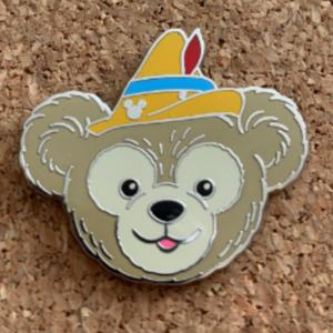 Duffy - Hidden Mickey Pin pin