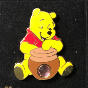 DS - 12 Months of Magic - Birthstone - October/Tourmaline  pin