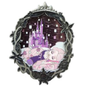 Rapunzel - Artland - Gothic Princess pin