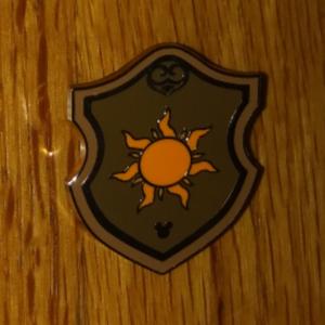 Corona Crest Shield Pin pin