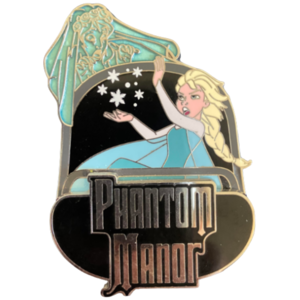 DLP - Phantom Manor Pin Trading Event - Elsa pin