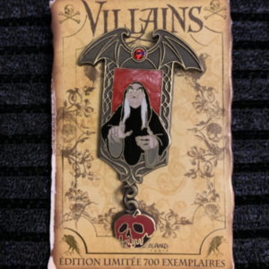 Evil Queen Limited Edition pin