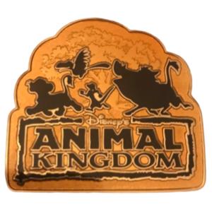 Animal Kingdom Lion King pin