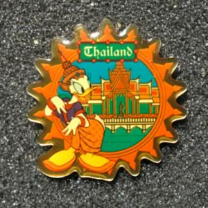 Morinaga Thailand Daisy  pin