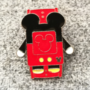 Mickey Mouse WDW Character Magic Bands pin