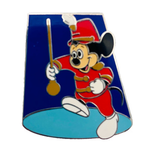 Mickey Mouse Club Pin Trading Starter Set - Mickey Band Leader pin