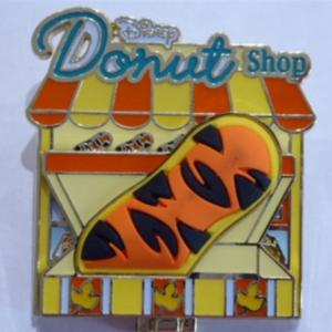 Tigger - Donut Shop pin