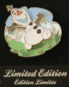 Olaf Pin - Disney Store EU pin