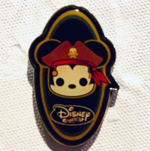 Pirate Mickey - Funko Disney Treasures pin