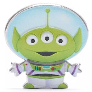 Buzz Lightyear Alien Remix pin