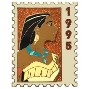 Pocahontas - International Women's Day 2021 pin