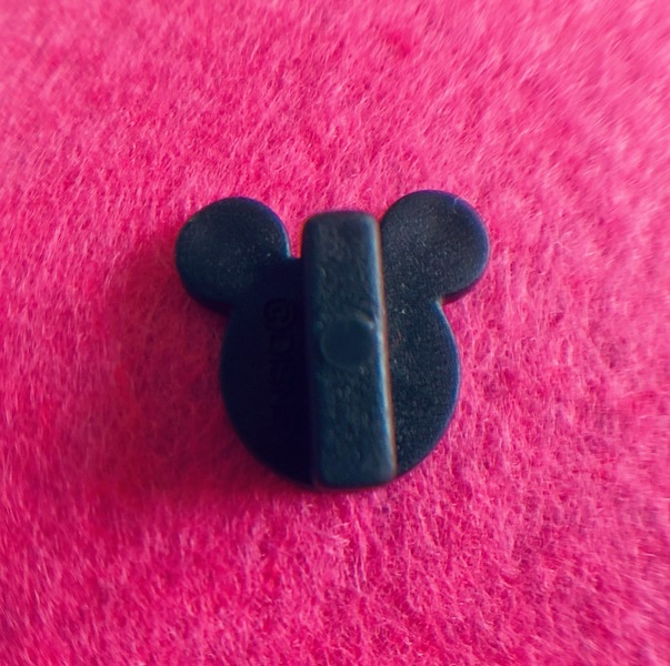 Mickey ears pin back