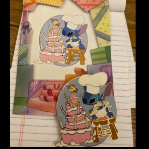 LILO AND STITCH HAPPY BIRTHDAY CAKE PARTY pin