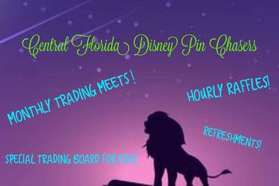 Central Florida Disney Pin Chasers March meet