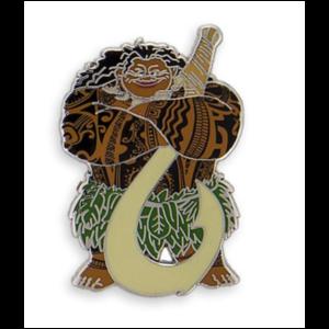 Maui - Moana booster pin