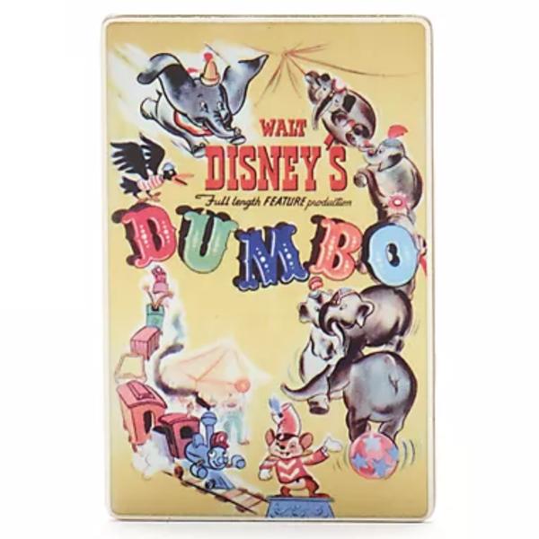 Dumbo - Disney Vintage posters pin