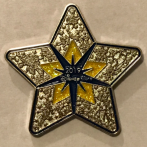 "Disney Store ""There's Magic in Store"" - Disney VISA Cardholder pin"