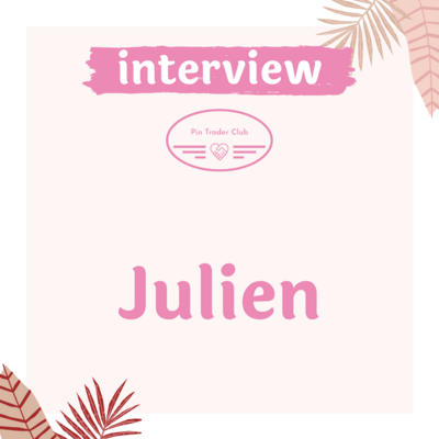Interview with Julien about their Disney collection